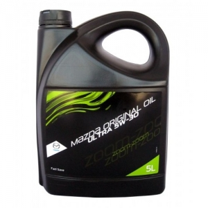 Моторное масло Mazda Original Oil Ultra SAE 5W-30 5л
