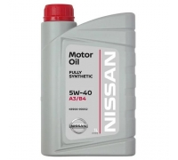 Моторное масло Nissan 5W-40 FS A3/B4 1 л