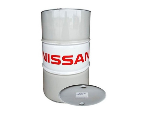 Масло моторное NISSAN Motor Oil SAE 5W30 DPF  208 л