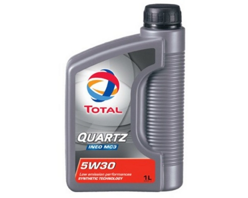 Моторное масло TOTAL Quartz INEO ECS 5W30 1 л